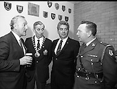 1986 - Veterans Of Foreign Wars Visit Guinness.