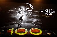 CYCLING - PRESENTATION TOUR DE FRANCE 2013 - PARIS (FRA) - 24/10/2011 - PHOTO JULIEN BIEHLER / DPPI - Illustration - The 100th edition - Centenaire