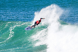 Jul 17, 2017 - Jeffries Bay, South Africa - Rookie Connor O'Leary of Australia advances to Round Three of the Corona Open J-Bay after defeating Miguel Pupo of Brazil in Heat 6 of Round Two in pumping Supertubes. (Credit Image: © Pierre Tostee/World Surf League via ZUMA Wire)