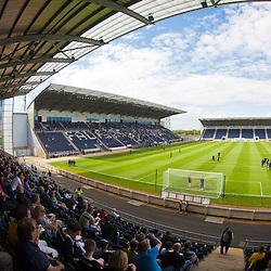 Falkirk FC Stadium, season 2012-2013