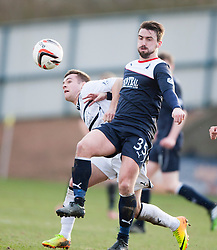 Raith Rovers 2 v 4 Falkirk, Scottish Championship game today at Starks Park.<br /> © Michael Schofield.