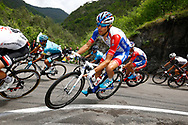 Thibaut Pinot (FRA - Groupama - FDJ) during the 101th Tour of Italy, Giro d'Italia 2018, stage 17, Riva del Garda - Iseo 155 km on May 23, 2018 in Italy - Photo Luca Bettini / BettiniPhoto / ProSportsImages / DPPI
