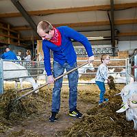 Nederland, Amsterdam, 23 september 2017.<br />Op zaterdag 23 september houdt Zorgboerderij Ons Verlangen een OPEN DAG in Zunderdorp (gemeente Amsterdam). <br />Ons Verlangen is een unieke plek midden in de weilanden, een boerderij dichtbij Amsterdam. <br /> <br /> Een belangrijke plek voor de hulpboeren (uit Amsterdam) en uiterst interessant voor toeristen om een andere kant van Amsterdam te zien. <br /><br /><br /><br />Foto: Jean-Pierre Jans