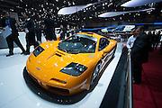 Geneva Motorshow 2013 - Mclaren F1 , MP4-28