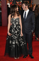 Rachel Weisz and Sam Claflin attending the world premiere of My Cousin Rachel, held at Picturehouse Central Cinema in Piccadilly, London. Photo Copyright should read Doug Peters/EMPICS Entertainment