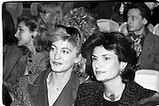 Victoria Niarchos, Marina Palma, Oscar de la  Renta 1988© Copyright Photograph by Dafydd Jones 66 Stockwell Park Rd. London SW9 0DA Tel 020 7733 0108 www.dafjones.com