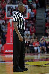 NORMAL, IL - November 06:  Roland Simmons during a college basketball game between the ISU Redbirds  and the Florida Gulf Coast Eagles on November 06 2018 at Redbird Arena in Normal, IL. (Photo by Alan Look)