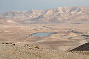 4 wheel drive desert tour in the Judaean Desert, West Bank