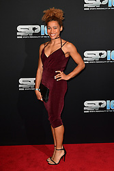 Jazmin Sawyers during the red carpet arrivals for BBC Sports Personality of the Year 2016 at The Vox at Resorts World Birmingham. PRESS ASSOCIATION Photo. Picture date: Sunday December 18, 2016. See PA story SPORT Personality. Photo credit should read: Ian West/PA Wire