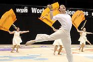 2012 - WGI Color Guard Open Finals in Dayton, Ohio