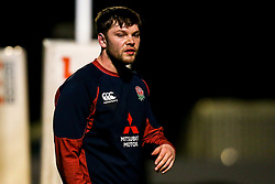 Ben Donnell of England - Mandatory by-line: Robbie Stephenson/JMP - 07/02/2020 - RUGBY - Myreside - Edinburgh, Scotland - Scotland U20 v England U20 - Six Nations U20
