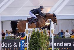 Clarys Bart, BEL, Geste van de Vihta<br /> Belgisch Kampioenschap Jumping  <br /> Lanaken 2020<br /> © Hippo Foto - Dirk Caremans<br /> 05/09/2020