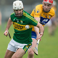 Kerry's Daithi Griffin V Clare's Niall Deasy