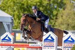 Notelé Wannes, BEL, Katana<br /> Belgisch Kampioenschap Jeugd Azelhof - Lier 2020<br /> © Hippo Foto - Dirk Caremans<br /> 02/08/2020