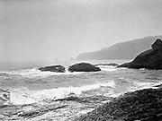 9969-0287. Cape Meares from Oceanside.  September 5, 1930.