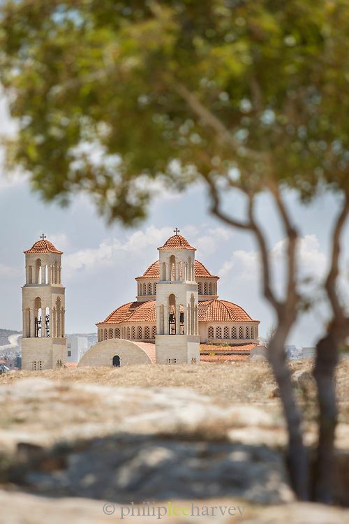 Agioi Anargyroi church in Paphos, Cyprus