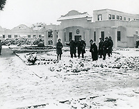 1920 Snow at Universal Studios
