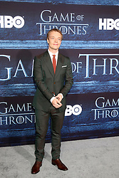 Alfie Allen at the Game of Thrones Season 6 Premiere Screening at the TCL Chinese Theater IMAX on April 10, 2016 in Los Angeles, CA. EXPA Pictures © 2016, PhotoCredit: EXPA/ Photoshot/ Kerry Wayne<br /> <br /> *****ATTENTION - for AUT, SLO, CRO, SRB, BIH, MAZ, SUI only*****