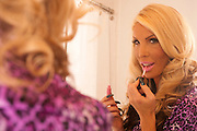 Transsexual reveals how he's spent £200,000 in 12 years transforming himself into a real-life Barbie… thanks to a few rich boyfriends<br /> <br /> A transsexual spent £200,000 in 12 years transforming himself from a fresh-faced boy into a real life Barbie doll.<br /> Jason Torres, who now goes by the name Nicole Sanders, has had countless surgeries from nose jobs to breast implants and brow lifts in a quest to be like the iconic blonde. <br /> Nicole even had controversial silicone injections in her buttocks, thighs and hips to create the feminine curves of Barbie and hide the boyish frame of her previous life.<br /> <br /> Since the age of 18, Nicole has had five breast operations, four nose jobs, a brow lift, cheek implants, jaw surgery, chin implants, calf implants, filler injections in her lips, botox jabs and sexual reassignment surgery. <br /> Nicole, 30, said: 'Growing up I was always playing with Barbie dolls and I just loved the way she looked. I also admired sexy women like Pamela Anderson and Carmen Electra and I knew deep down that I wanted to be like them. <br /> 'It's hard to say exactly how much I have spent on surgery but it's definitely in the region of £200,000. I have had pretty much everything done except liposuction - I've always been naturally skinny.<br /> 'I didn't want to be natural - I wanted to be glamorous and beautiful, just like Barbie.<br /> 'The surgeries cost me a lot, but thankfully I had some rich boyfriends who helped me out along the way.'<br /> However, the road to Barbiedom was not a smooth one for Jason who, as a young boy growing up in New Jersey, suffered merciless bullying for being different.<br /> Having always felt like a girl in a boy's body, Jason attempted suicide at the age of 16 and was only rescued when his mother came home and found him unconscious on the bathroom floor. <br /> Nicole, who splits her time between New York and New Jersey, said: 'All through school I knew I was different. I only wanted to play with 