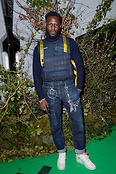 Kofi Siriboe attending the Off-White Menswear Fall/Winter 2019-2020 show as part of Paris Fashion Week in Paris, France on January 16, 2019. Photo by Aurore Marechal/ABACAPRESS.COM