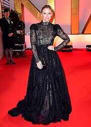 Kimberley Walsh attending the National Television Awards 2019 held at the O2 Arena, London. PRESS ASSOCIATION PHOTO. Picture date: Tuesday January 22, 2019. See PA story SHOWBIZ NTAs. Photo credit should read: Ian West/PA Wire