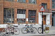 Lardo Pizzeria, Richmond Road, Hackney, London CREDIT: Vanessa Berberian for The Wall Street Journal<br /> HACKNEY-Lana Wrightman
