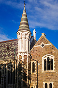 The Arts Centre, Christchurch, Canterbury, South Island, New Zealand