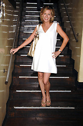 ANDREA CATHERWOOD at a party to celebrate the publication of Piers Morgan's book 'Don't You Know Who I Am?' held at Paper, 68 Regent Street, London W1 on 18th April 2007.<br /><br />NON EXCLUSIVE - WORLD RIGHTS