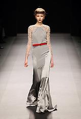 Jenny Packham show at New York Fashion Week