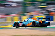 June 10-16, 2019: 24 hours of Le Mans. 10 DRAGONSPEED, BR ENGINEERING BR1 - GIBSON, Henrik HEDMAN,  Ben HANLEY, Renger VAN DER ZANDE