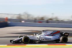 March 7, 2017 - Barcelona, Cataluna, Spain - Motorsports: FIA Formula One World Championship 2017, Test in Barcelona,.Felipe Massa  (BRA, Williams Martini Racing) (Credit Image: © Hoch Zwei via ZUMA Wire)
