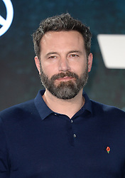 Ben Affleck attending the Justice League Photocall at The College, London. Picture credit should read: Doug Peters/Empics Entertainment