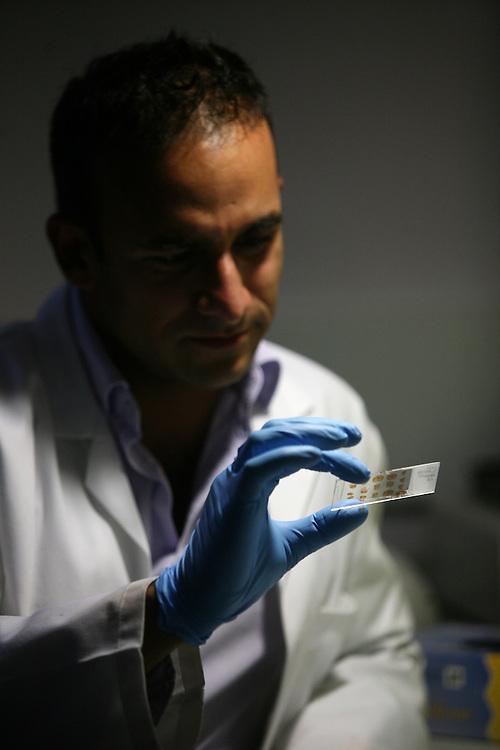 University College London, Research Laboratory