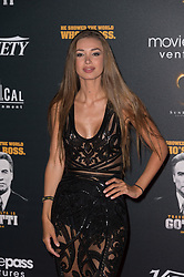 Lara Lieto attending a party in Honour of John Travolta's receipt of the Inaugural Variety Cinema Icon Award during the 71st annual Cannes Film Festival at Hotel du Cap-Eden-Roc in Cap d'Antibes, France on May 15, 2018 as part of the 71st Cannes Film Festival. Photo by Nicolas Genin/ABACAPRESS.COM