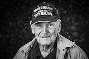 Herman Teichert, Navy 1945-1948, World War II 1945-1948