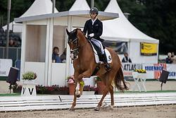 ROCKXPachl Benedek, HUN, Hexagons Luxuriouzz<br /> World Championship Young Horses Verden 2021<br /> © Hippo Foto - Dirk Caremans<br />  29/08/2021