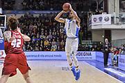 DESCRIZIONE : Eurocup 2015-2016 Last 32 Group N Dinamo Banco di Sardegna Sassari - Cai Zaragoza<br /> GIOCATORE : David Logan<br /> CATEGORIA : Tiro Tre Punti Three Point<br /> SQUADRA : Dinamo Banco di Sardegna Sassari<br /> EVENTO : Eurocup 2015-2016<br /> GARA : Dinamo Banco di Sardegna Sassari - Cai Zaragoza<br /> DATA : 27/01/2016<br /> SPORT : Pallacanestro <br /> AUTORE : Agenzia Ciamillo-Castoria/L.Canu