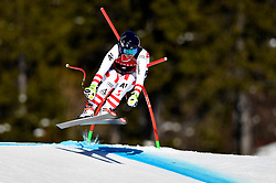 09.03.2017, Are, SWE, FIS Ski Alpin Junioren WM, Are 2017, Super G, Damen, im Bild Nadine Fest, gold medal // during ladie's SuperG of the FIS Junior World Ski Championships 2017. Are, Sweden on 2017/03/09. EXPA Pictures © 2017, PhotoCredit: EXPA/ Nisse<br /> <br /> *****ATTENTION - OUT of SWE*****