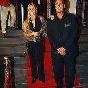 Premiere Goldmember Amsterdam, Peggy Vrijens en Chris Tates