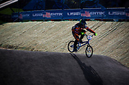 #156 (BENSINK Niels) NED at the 2013 UCI BMX Supercross World Cup in Chula Vista