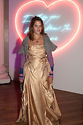 TRACEY EMIN, The Surrealist Ball in aid of the NSPCC. Hosted by Lucy Yeomans and Harry Blain. Banqueting House. Whitehall. 17 March 2011. -DO NOT ARCHIVE-© Copyright Photograph by Dafydd Jones. 248 Clapham Rd. London SW9 0PZ. Tel 0207 820 0771. www.dafjones.com.