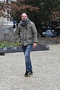 op de foto:  Kees Boot