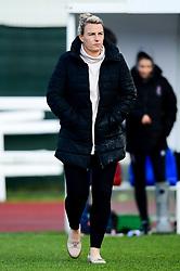 Tanya Oxtoby prior to kick off - Mandatory by-line: Ryan Hiscott/JMP - 08/12/2019 - FOOTBALL - Stoke Gifford Stadium - Bristol, England - Bristol City Women v Birmingham City Women - Barclays FA Women's Super League