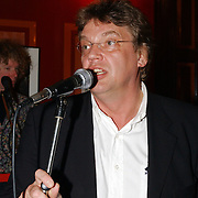 CD presentatie Henk Westbroek,