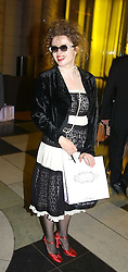 actress HELENA BONHAM-CARTER at a party to celebrate the publication of  'Put On Your Pearl Girls!' by Lulu Guinness held at the V&A museum, London on 5th May 2005.<br /><br />NON EXCLUSIVE - WORLD RIGHTS