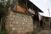 Armenia, Tavush Province, Gosh a local village