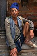 Porter, Thamel bazar, Kathmandu