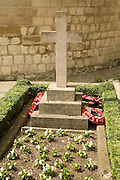 Grave of Edith Cavell, Norwich cathedral, Norfolk, England