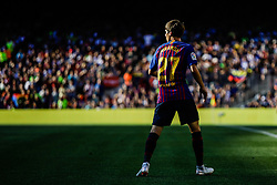 August 15, 2018 - Miranda from Spain during the Joan Gamper trophy game between FC Barcelona and CA Boca Juniors in Camp Nou Stadium at Barcelona, on 15 of August of 2018, Spain. (Credit Image: © AFP7 via ZUMA Wire)