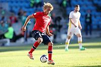 Fotball , 11. juni 2013 , Privatkamp , Norge - Makedonia<br /> Norway - FYR Macedonia 2-0<br /> Per Ciljan Skjelbred , Norge